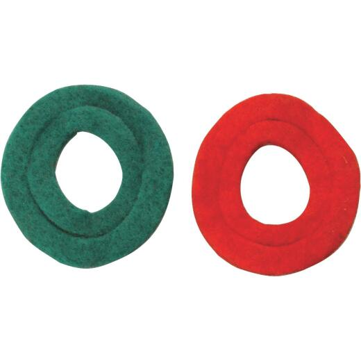 Road Power Battery Terminal Washers (2-Pack)