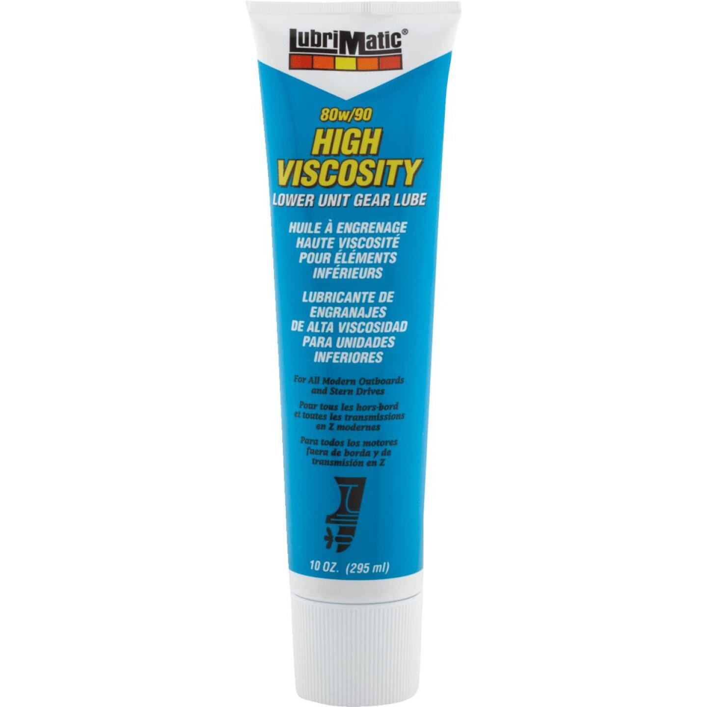 LubriMatic 10 Oz. 80W90 Lower Unit Gear Oil Lube Image 1