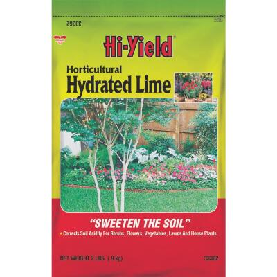 Hi-Yield 2 Lb. 60 Ft. Coverage Plant Bedding Lime