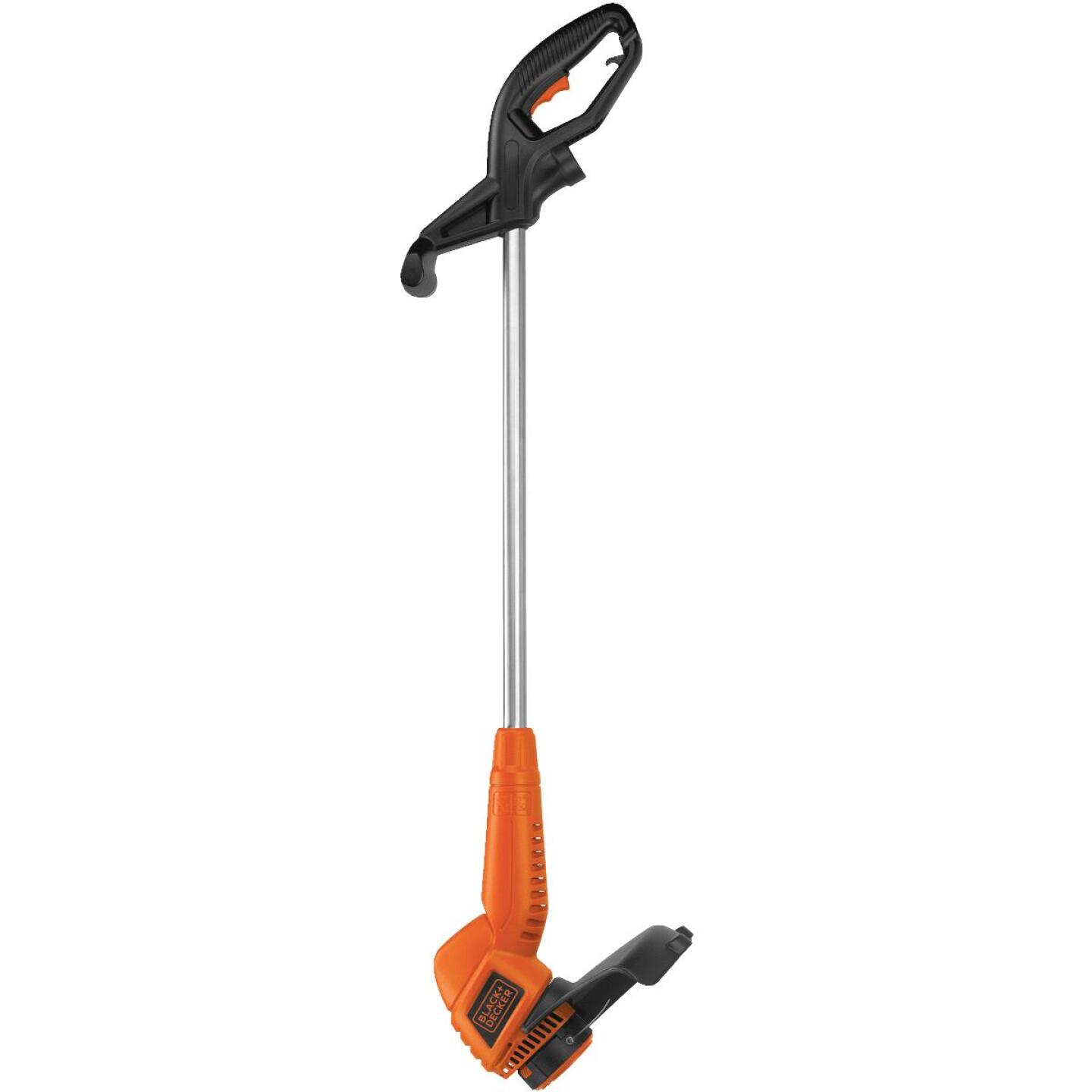 Black & Decker 13 In. 4.4-Amp Straight Shaft Corded Electric String Trimmer Edger Image 5