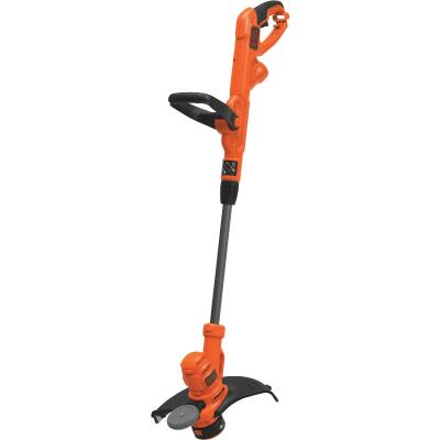 Black & Decker 14 In. 6.5-Amp Straight Shaft Corded Electric String Trimmer Edger
