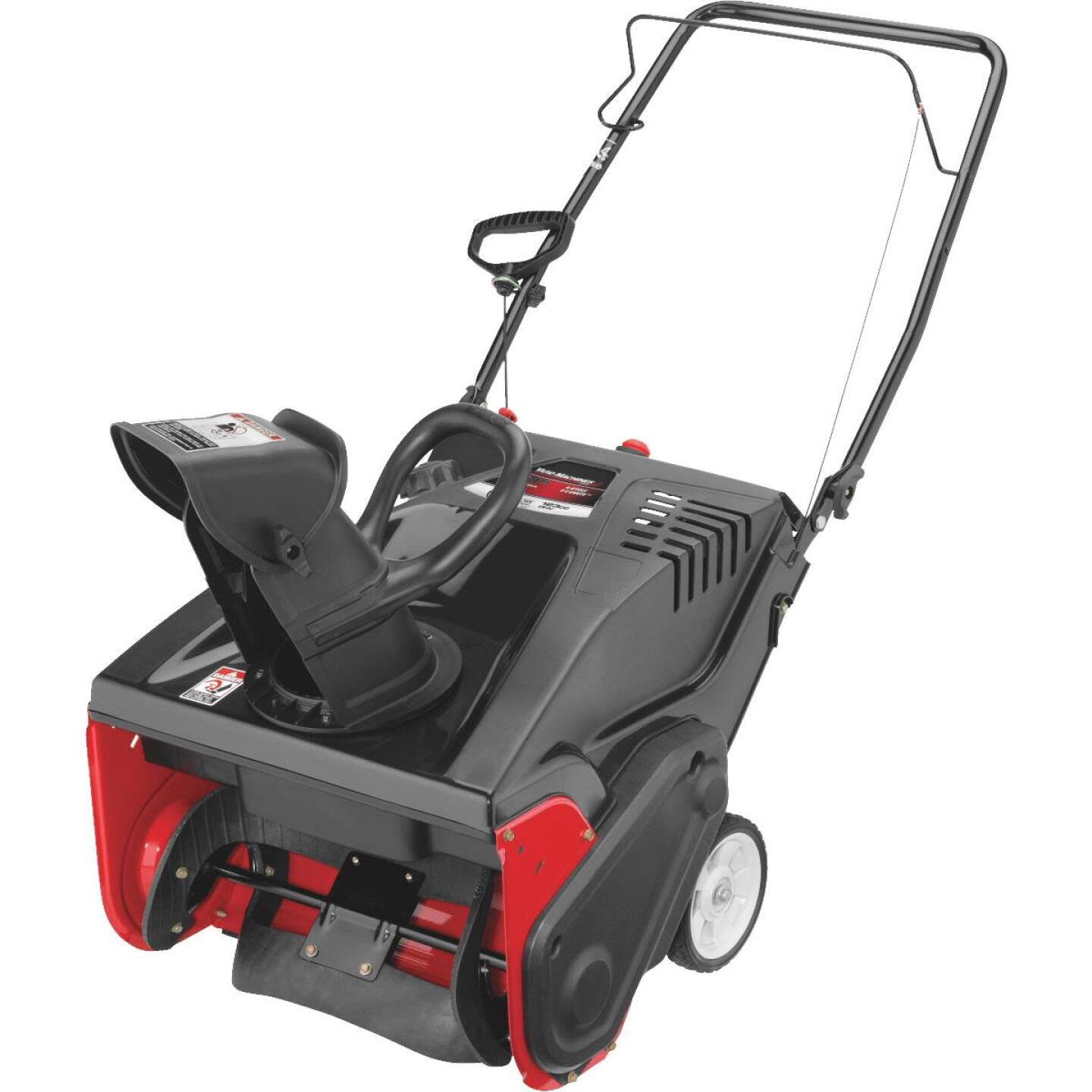 Troy-Bilt 21 In. 123cc Single-Stage Gas Snow Blower Image 2
