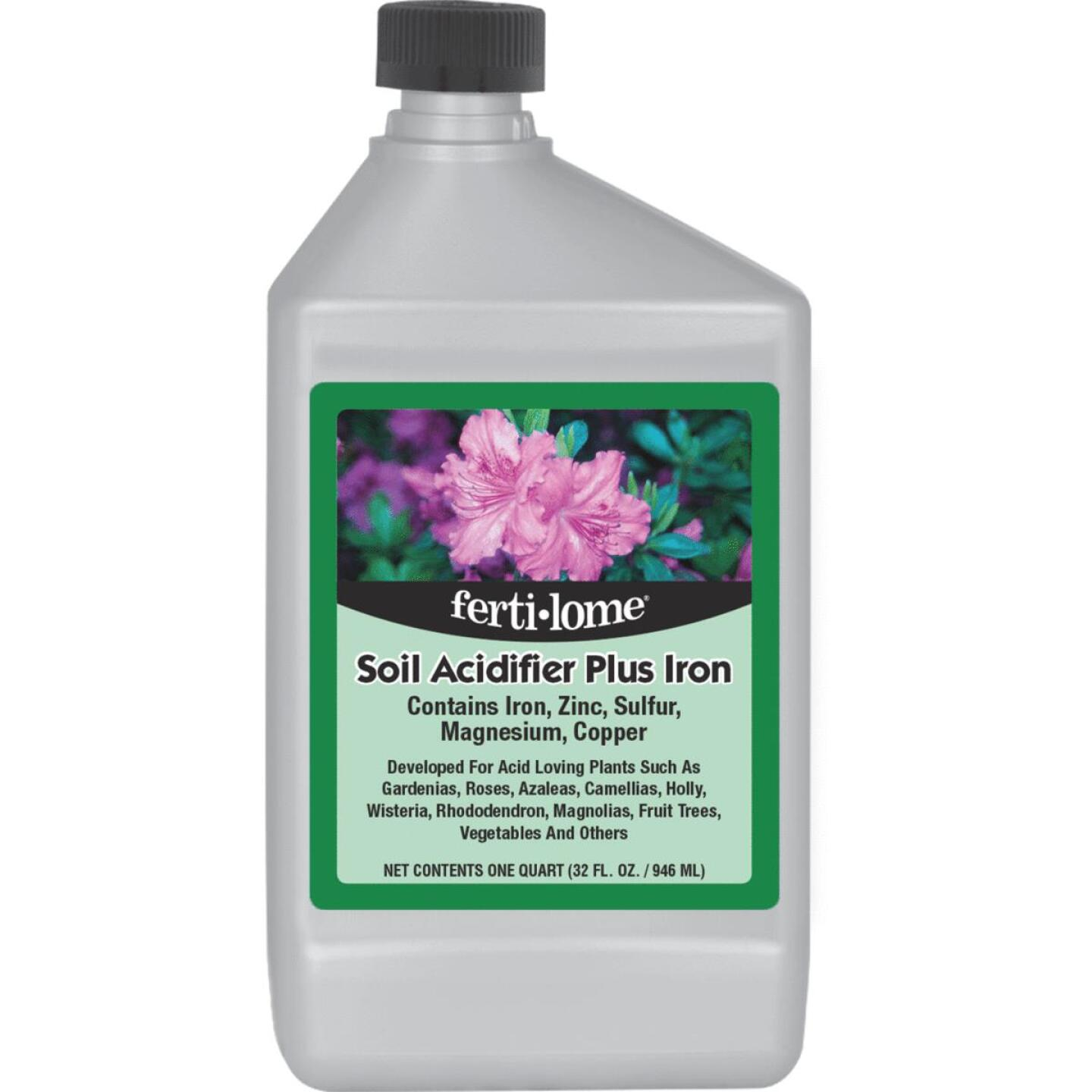 Ferti-lome 1 Qt. Iron Soil Acidifier Image 1