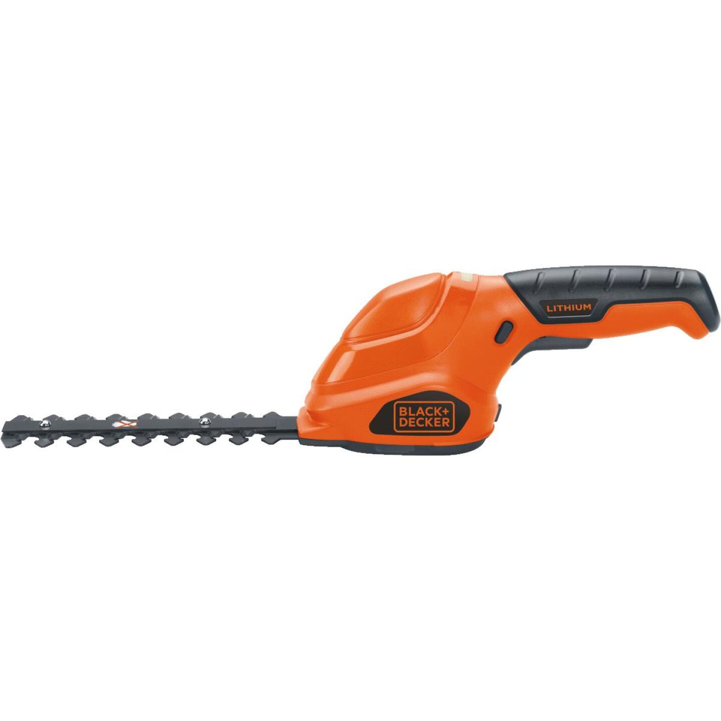 Black & Decker 6 In. 3.6V Lithiom Ion Cordless Grass Shear & Shrubber Image 3