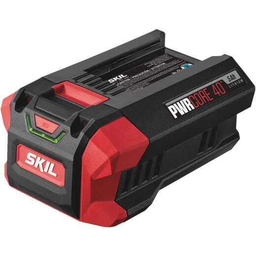 SKIL PWRCore 40 40V 5.0 Ah Battery