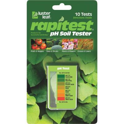 Rapitest Plastic PH Soil Tester